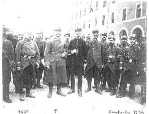 Ernest Saint-Guilhem 1914